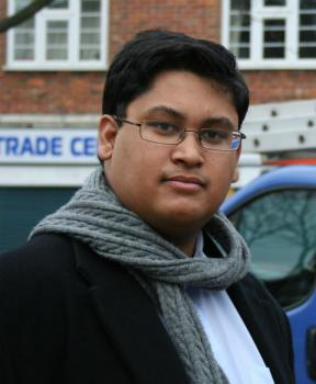 Labour candidate Arjun Mittra won the East Finchley by-election with a landslide majority last week following the recent resignation of Andrew McNeil ... - cllr-arjun_mittrars